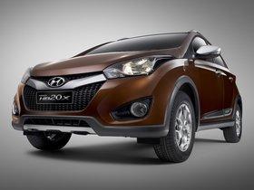 Ver foto 2 de Hyundai HB20X 2012