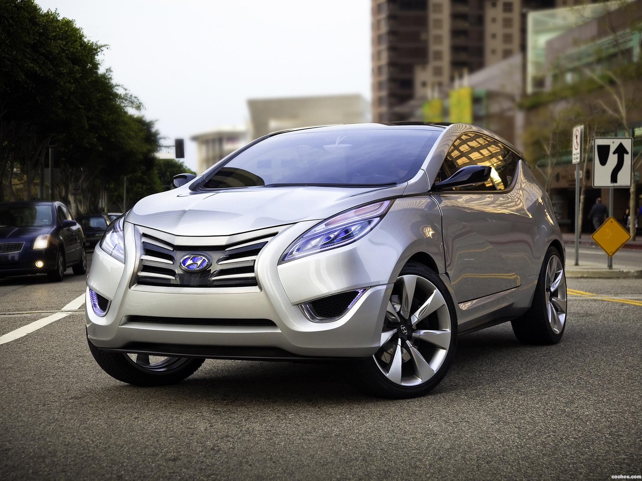 Foto 0 de Hyundai HCD 11 Nuvis Concept 2009