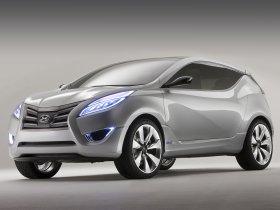Ver foto 13 de Hyundai HCD 11 Nuvis Concept 2009