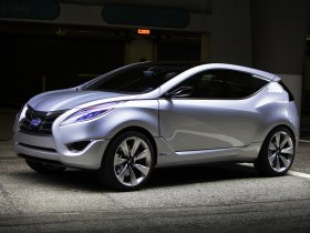 Ver foto 2 de Hyundai HCD 11 Nuvis Concept 2009