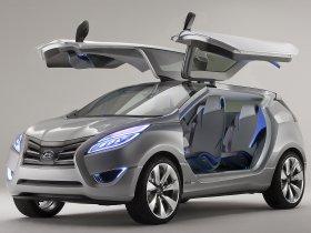Ver foto 21 de Hyundai HCD 11 Nuvis Concept 2009
