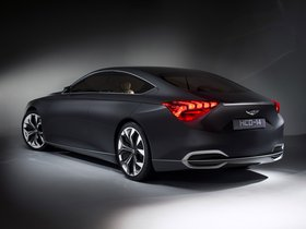 Ver foto 4 de Hyundai HCD-14 Genesis Concept 2013