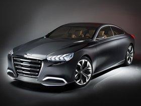 Fotos de Hyundai HCD-14 Genesis Concept 2013