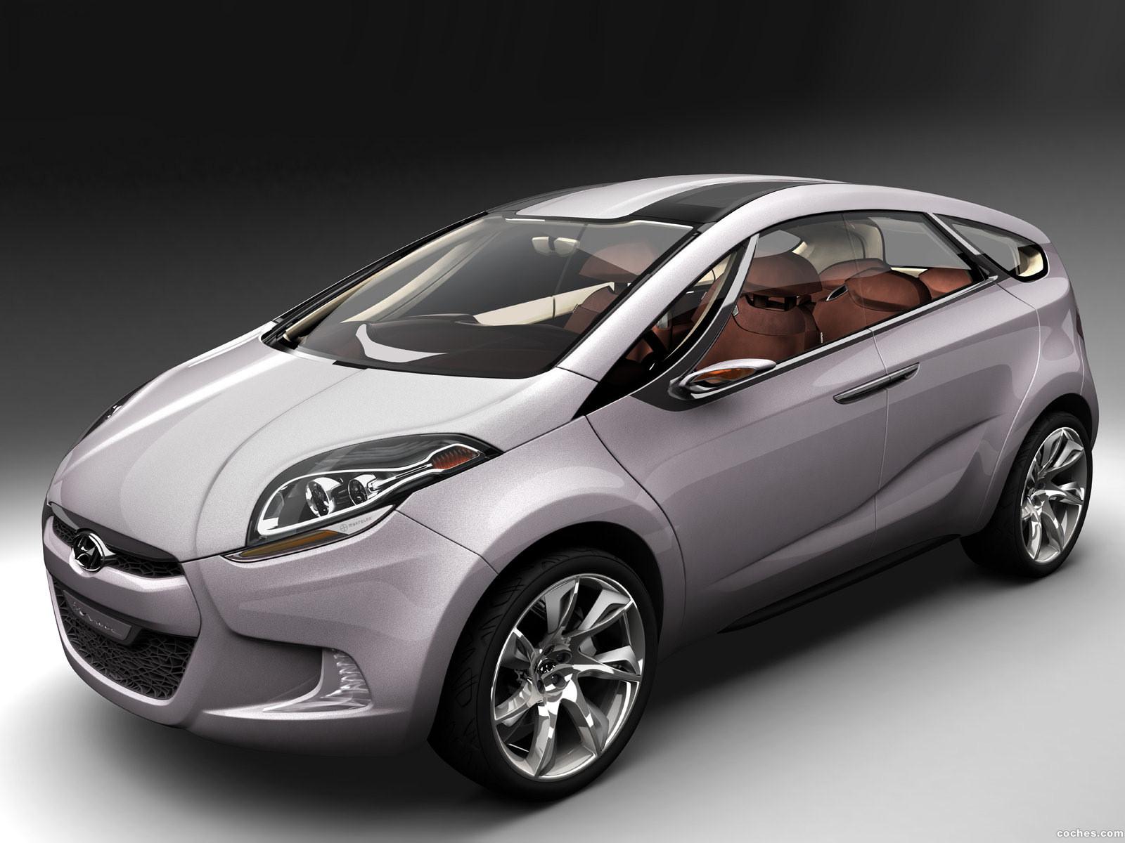 Foto 0 de Hyundai HED 5 i-Mode Concept 2008