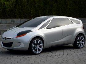 Ver foto 3 de Hyundai HED 5 i-Mode Concept 2008
