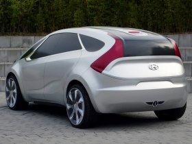 Ver foto 2 de Hyundai HED 5 i-Mode Concept 2008