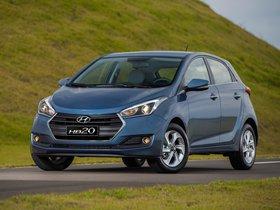 Ver foto 2 de Hyundai HB20  2015