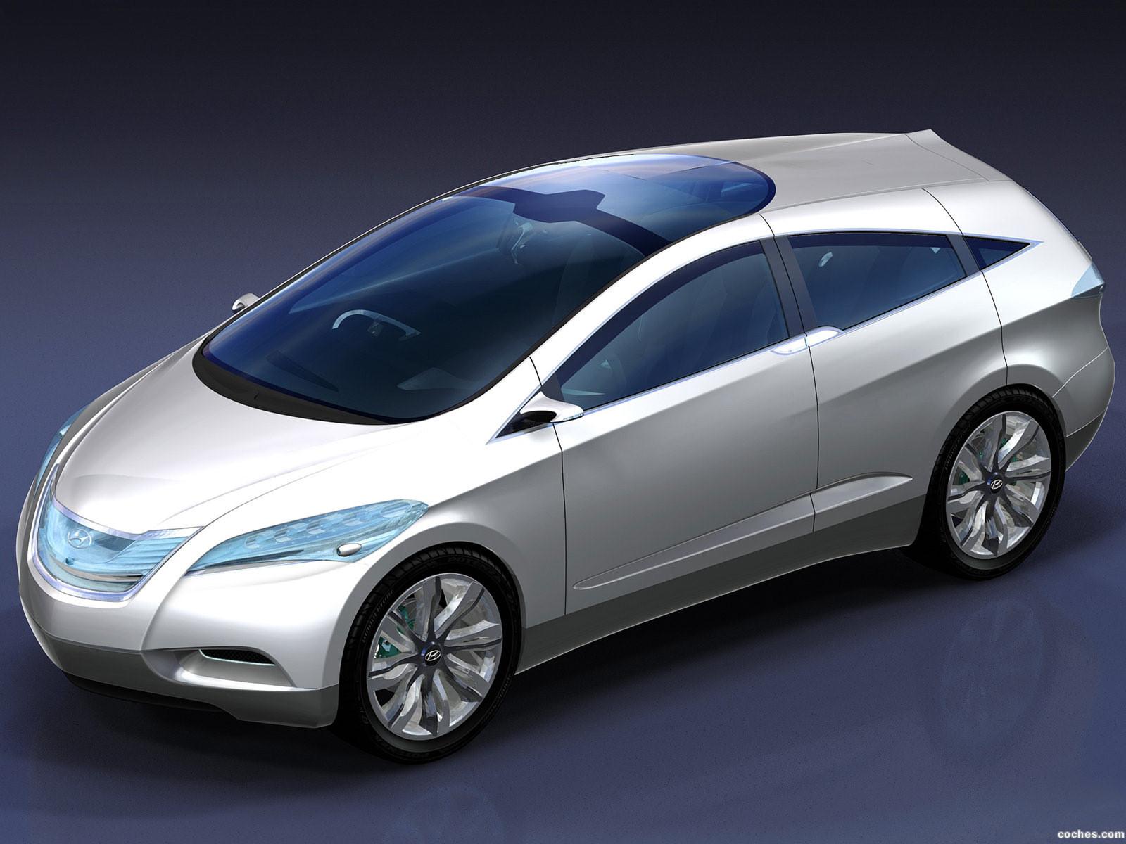 Foto 0 de Hyundai I-Blue Concept 2007