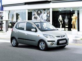 Fotos de Hyundai i10 2008