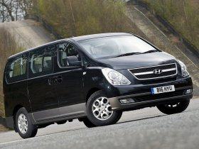 Fotos de Hyundai I800 UK 2008