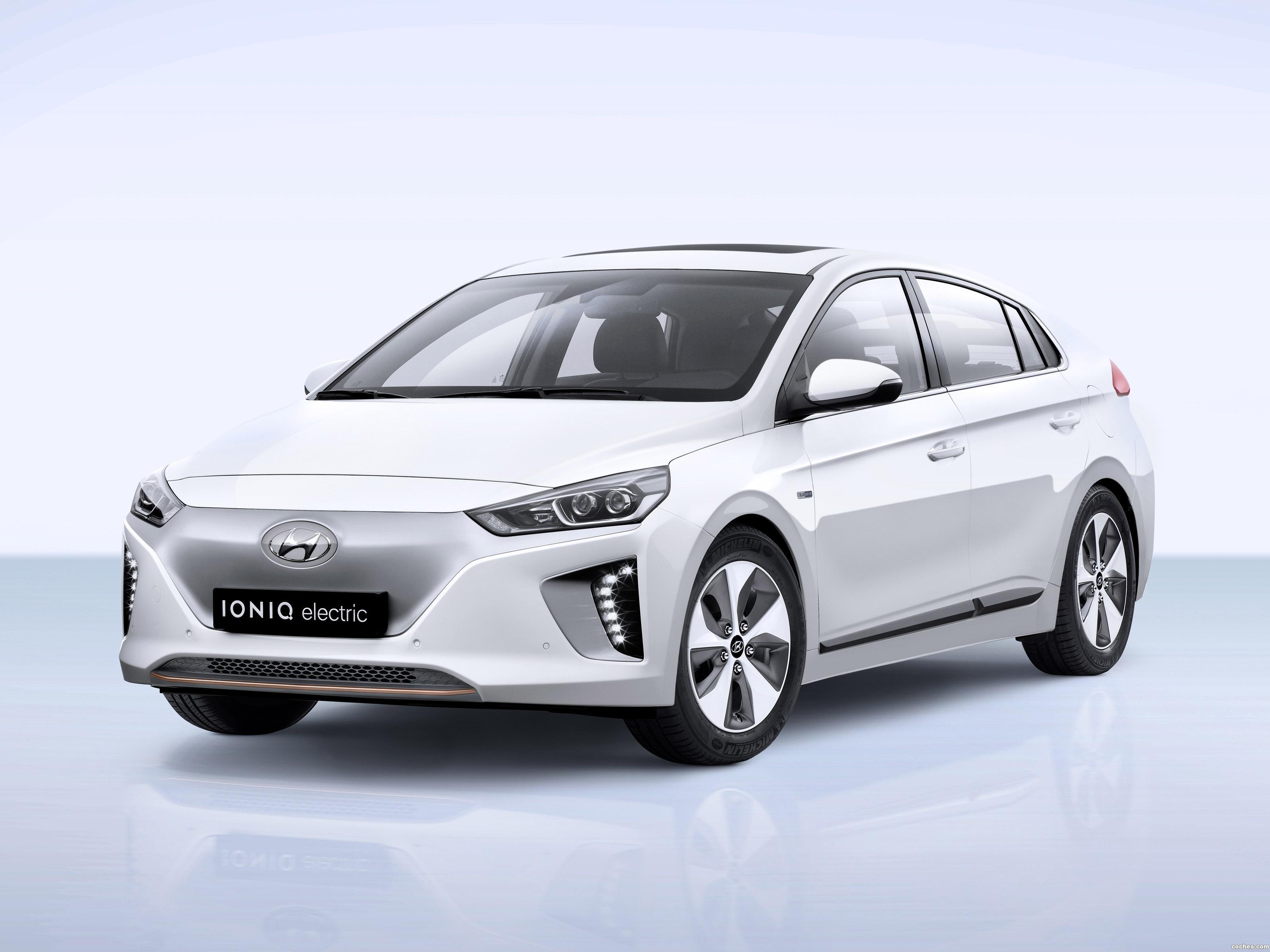Foto 0 de Hyundai IONIQ Electric 2016