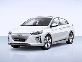 Fotos de Hyundai IONIQ Electric 2016
