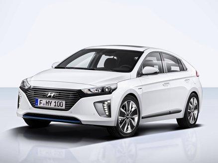 Hyundai Ioniq Hev 1.6 Gdi Klass