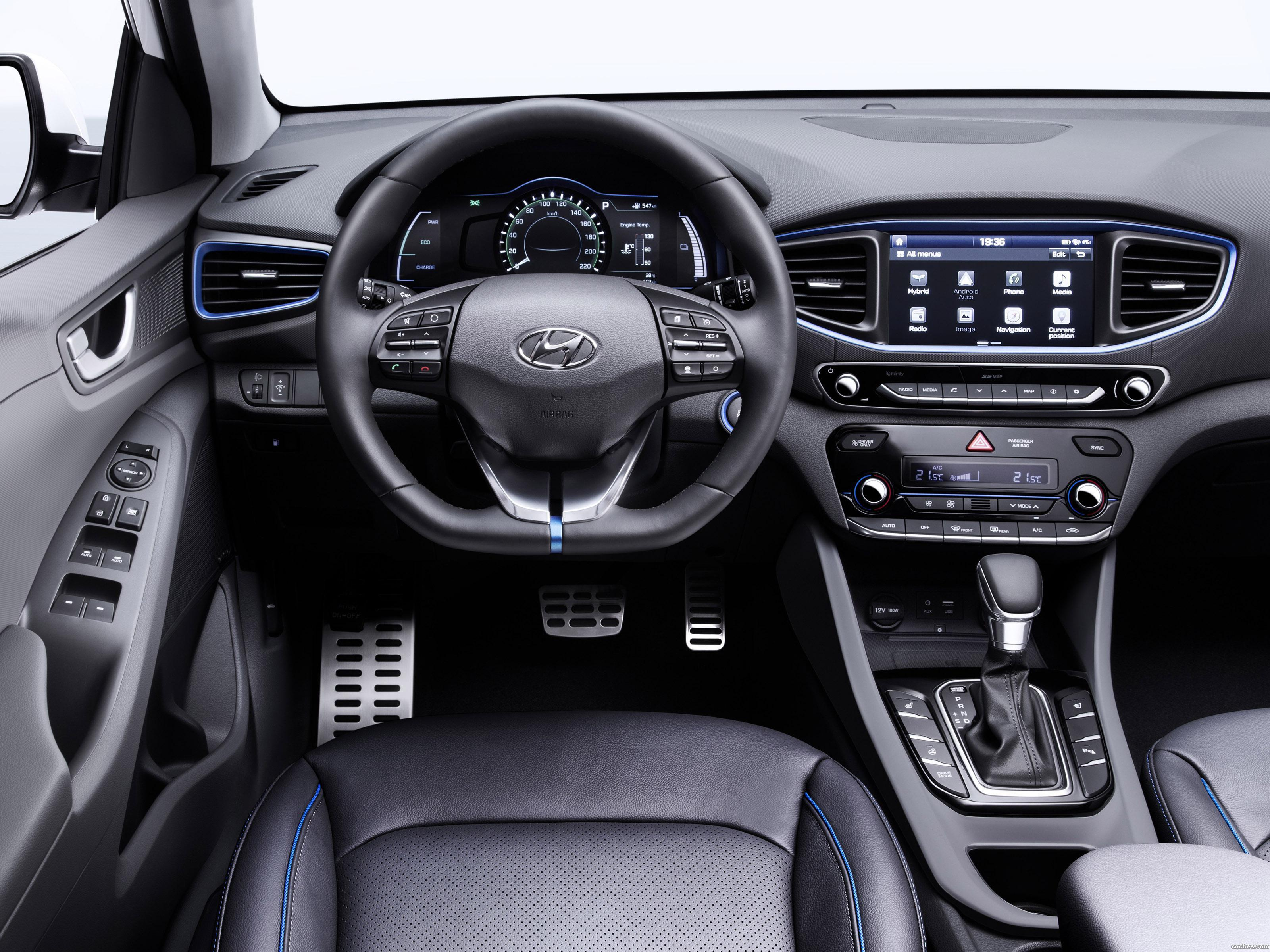Foto 8 de Hyundai IONIQ Hybrid 2016