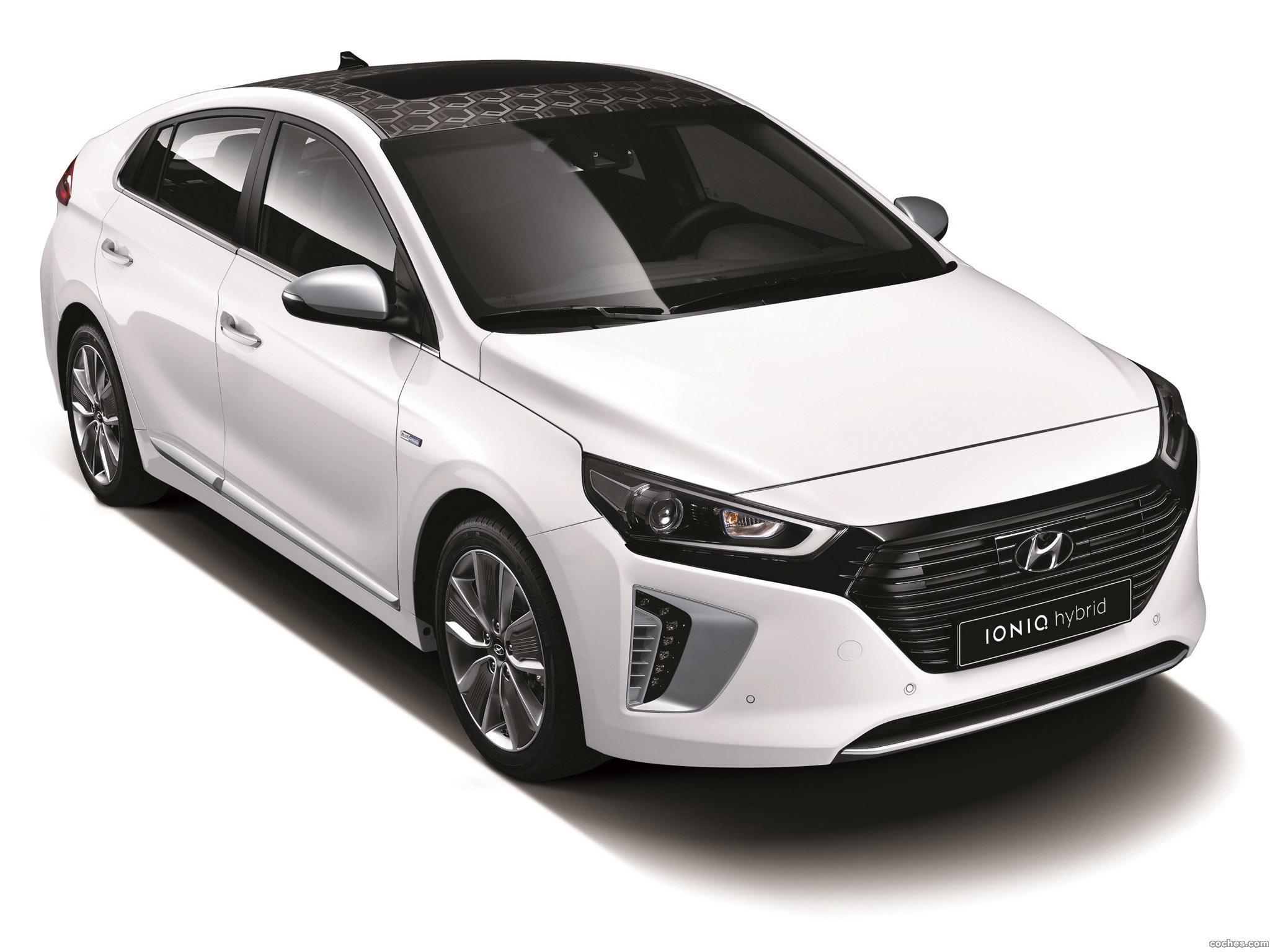 Foto 7 de Hyundai IONIQ Hybrid 2016
