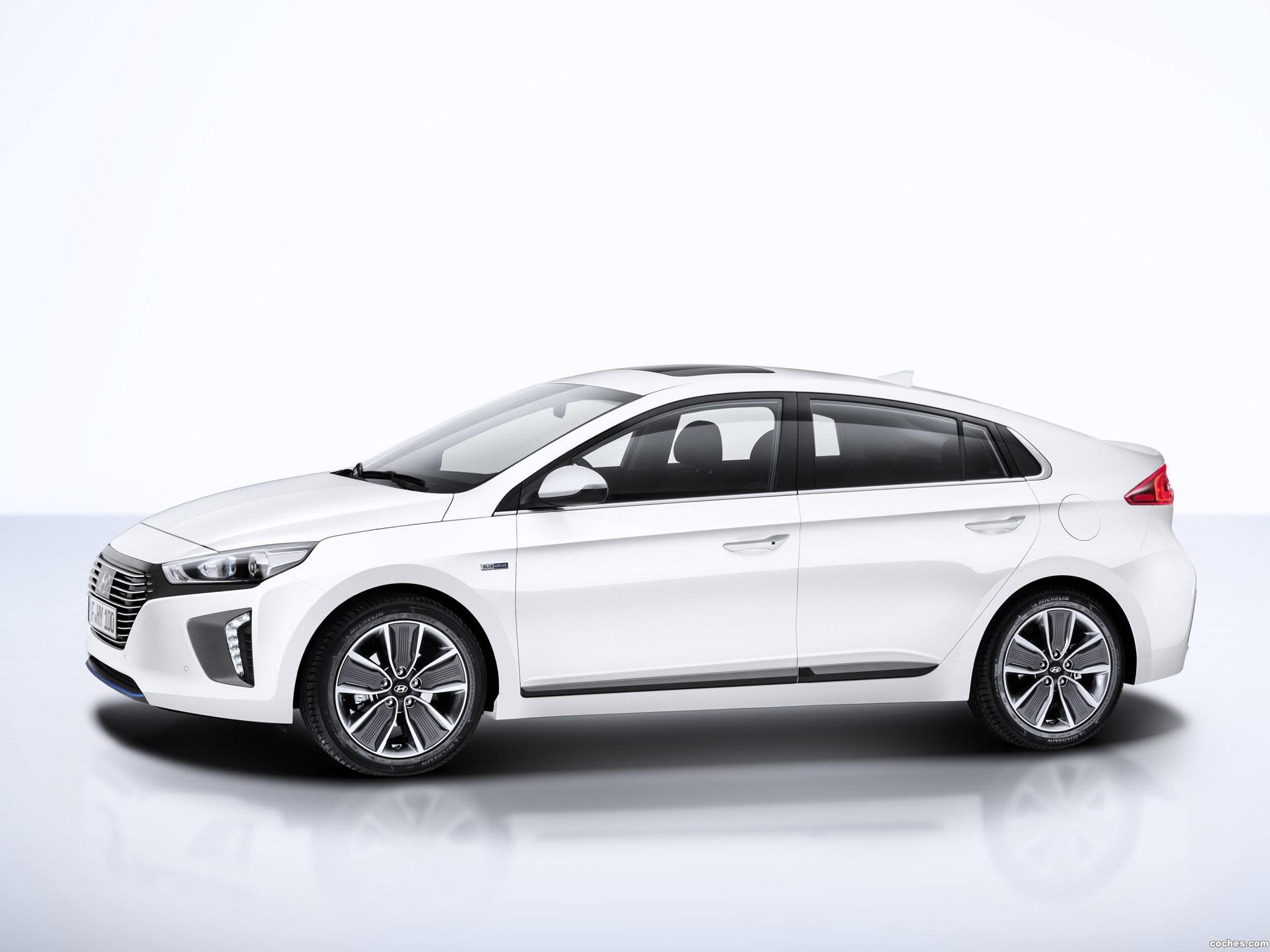 Foto 6 de Hyundai IONIQ Hybrid 2016