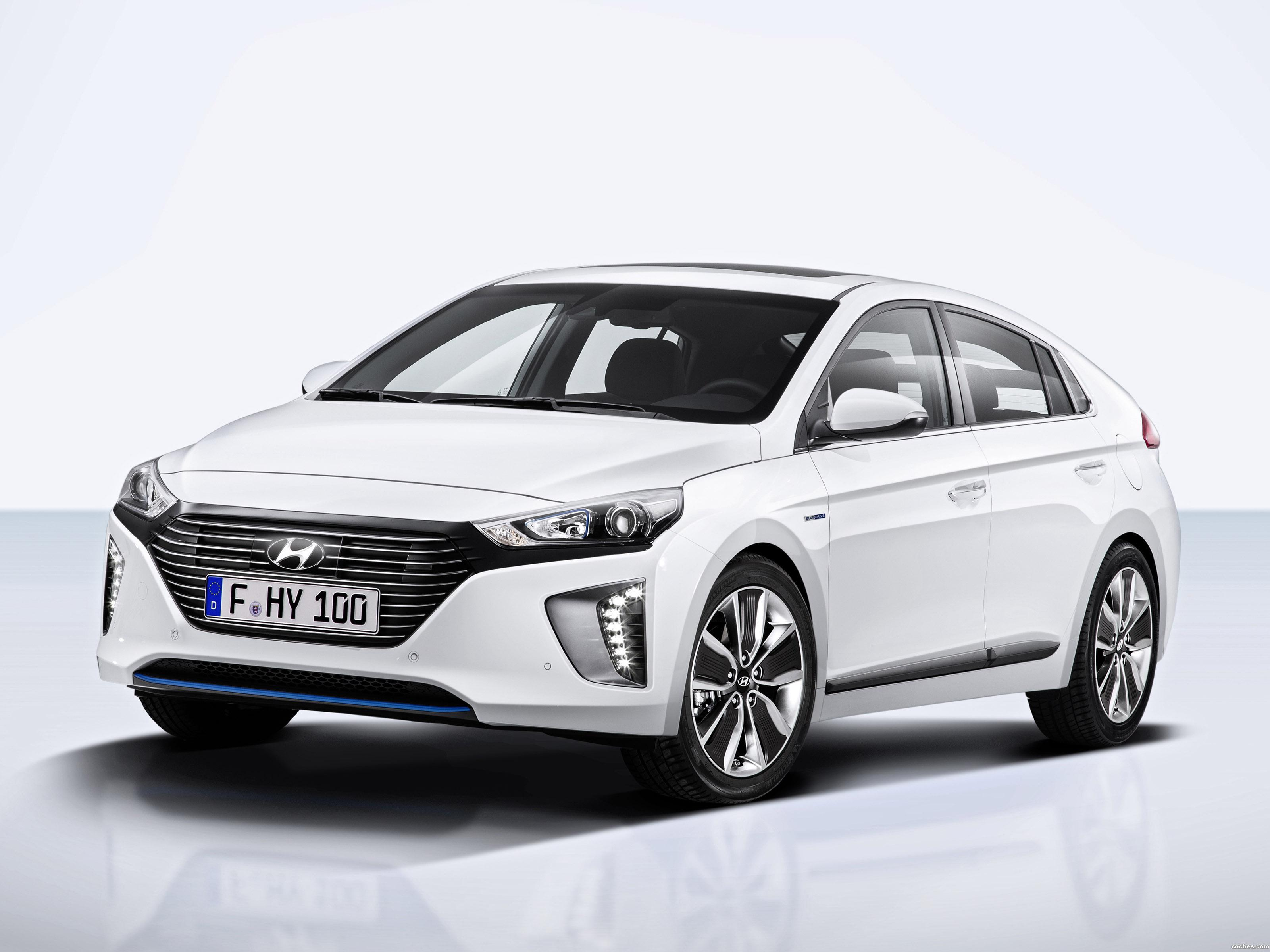 Foto 4 de Hyundai IONIQ Hybrid 2016