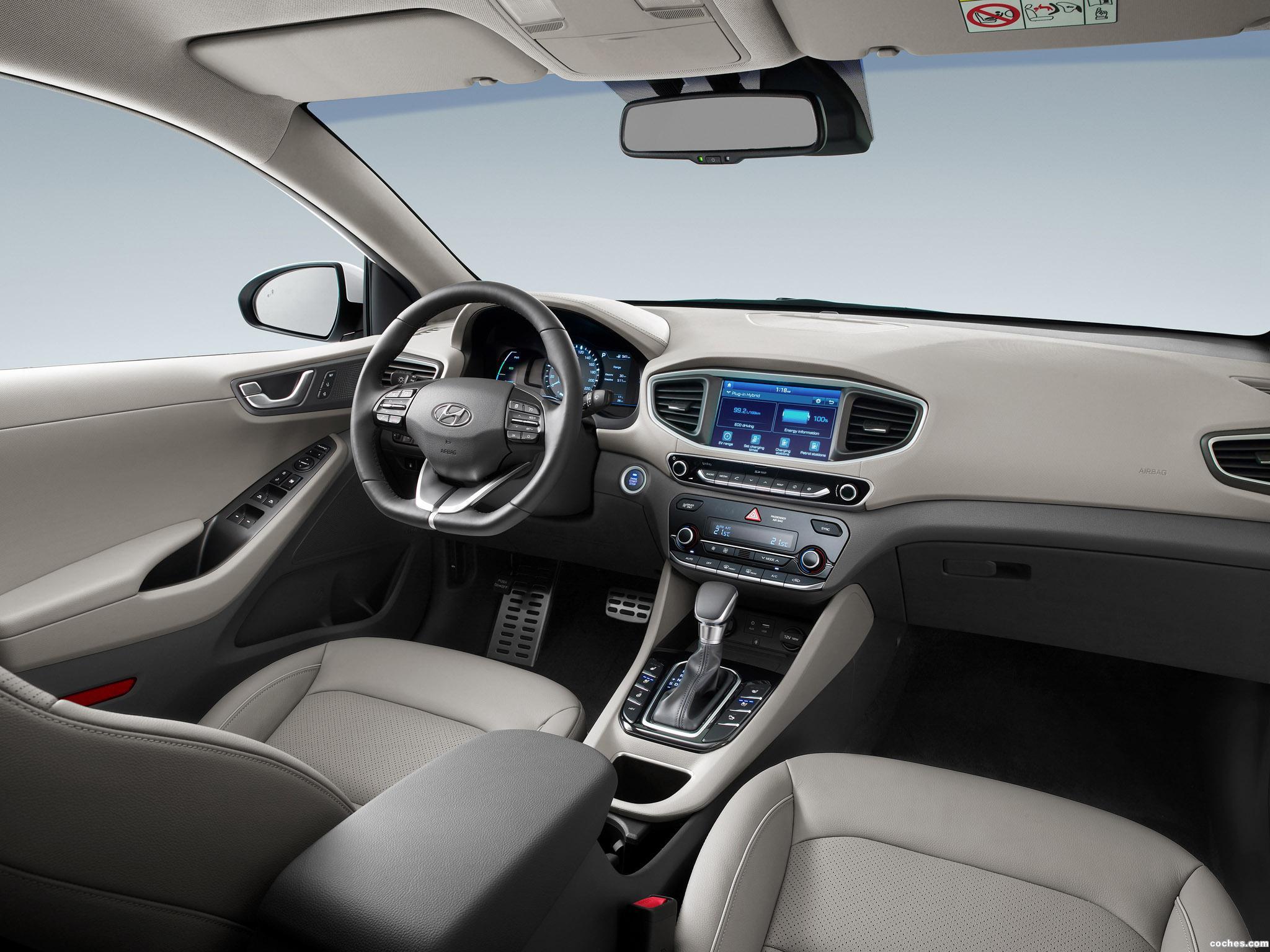 Foto 7 de Hyundai IONIQ Plug In 2016