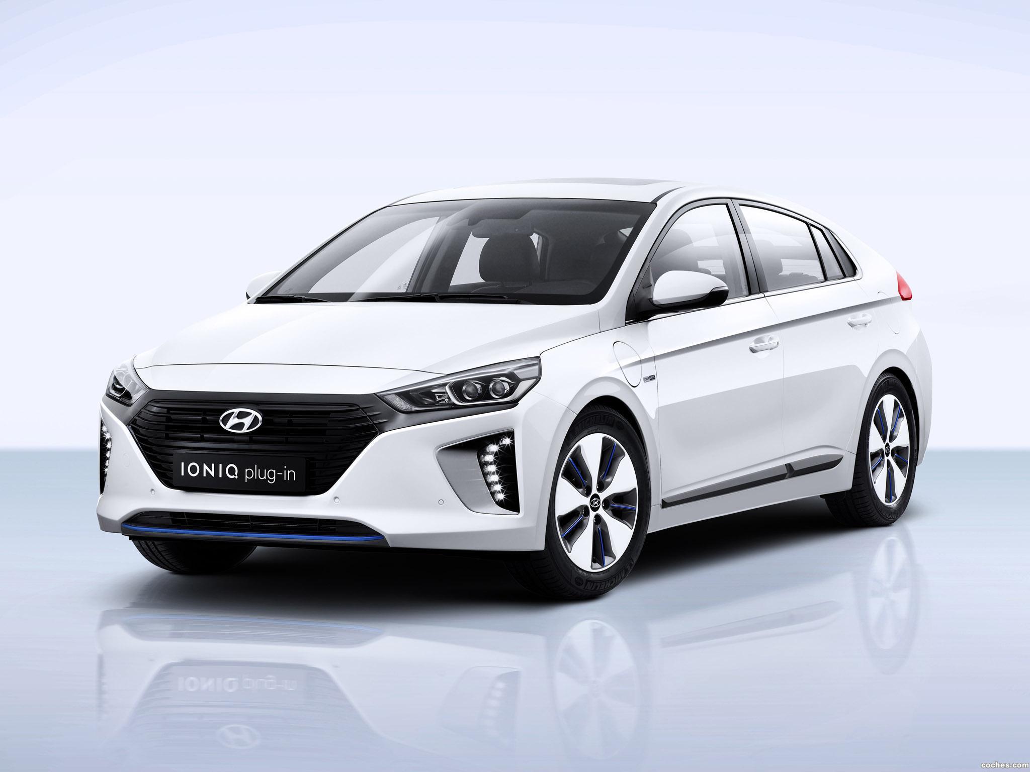Foto 5 de Hyundai IONIQ Plug In 2016