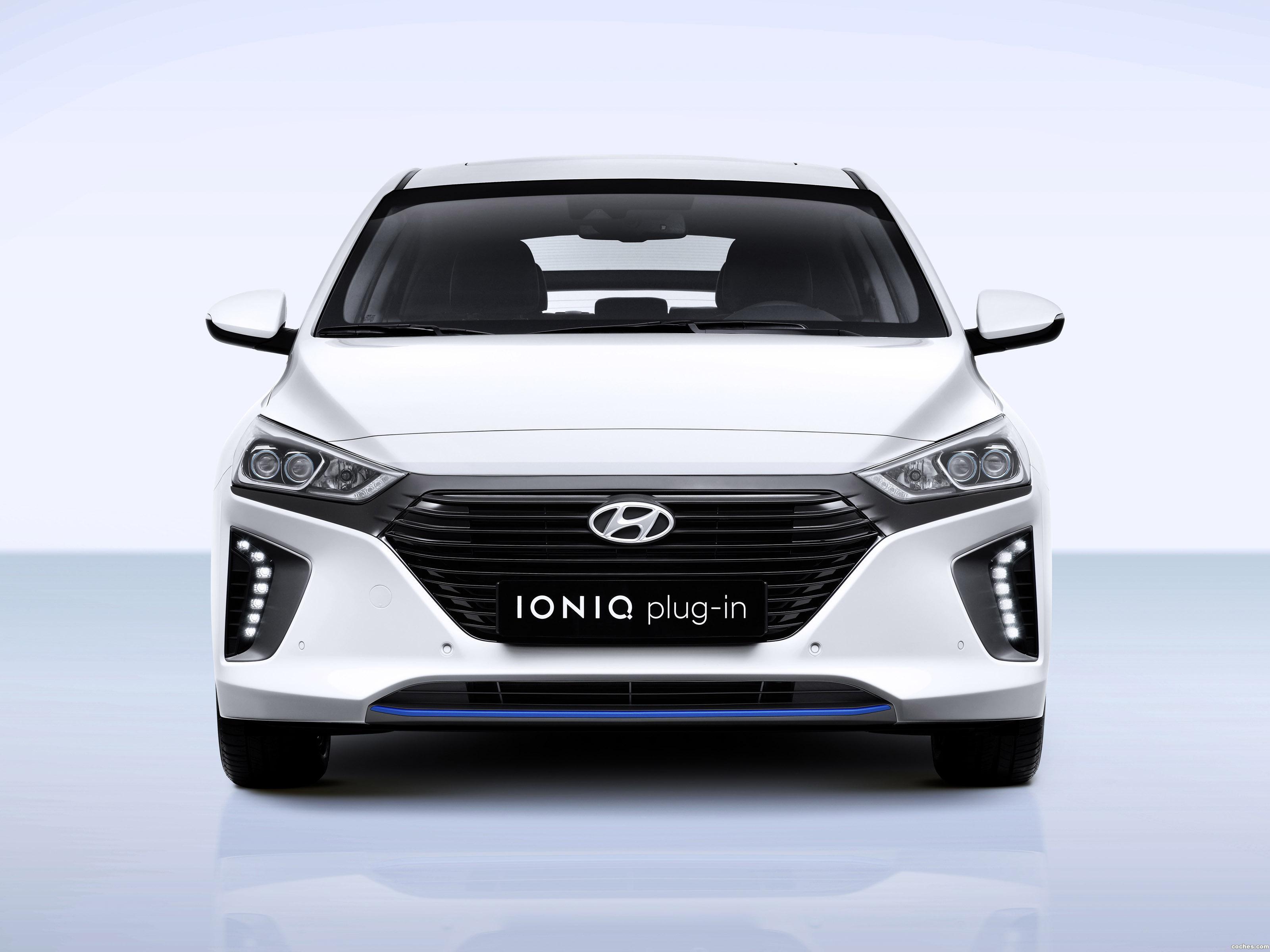 Foto 0 de Hyundai IONIQ Plug In 2016