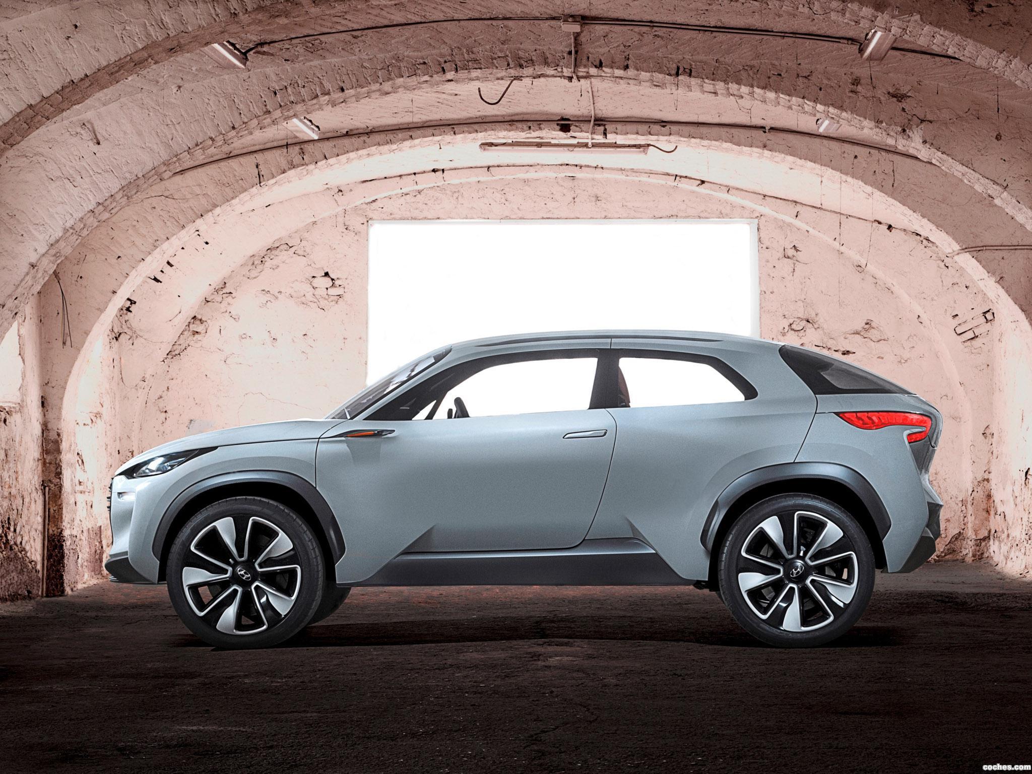 Foto 2 de Hyundai Intrado Concept 2014