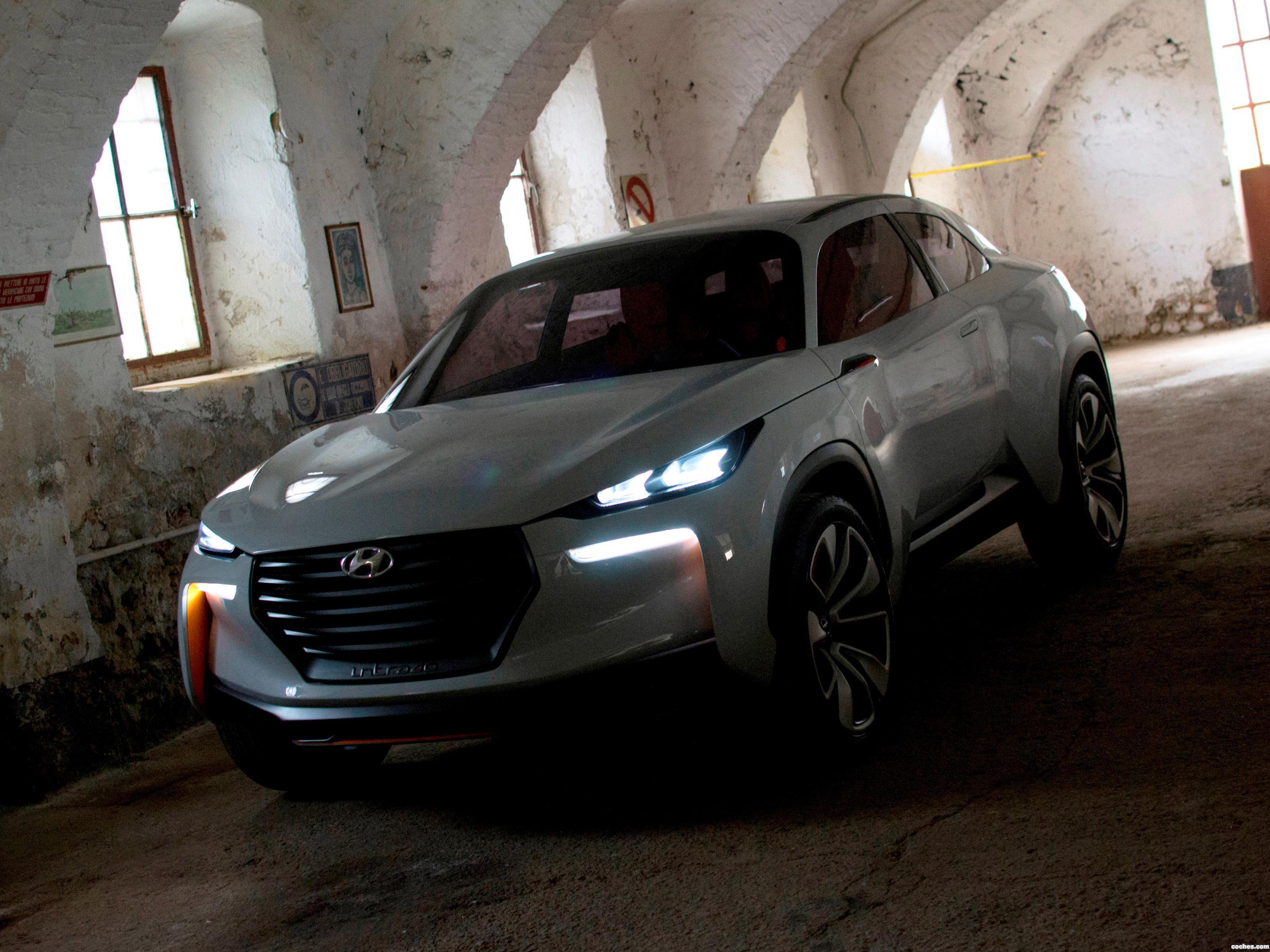 Foto 0 de Hyundai Intrado Concept 2014