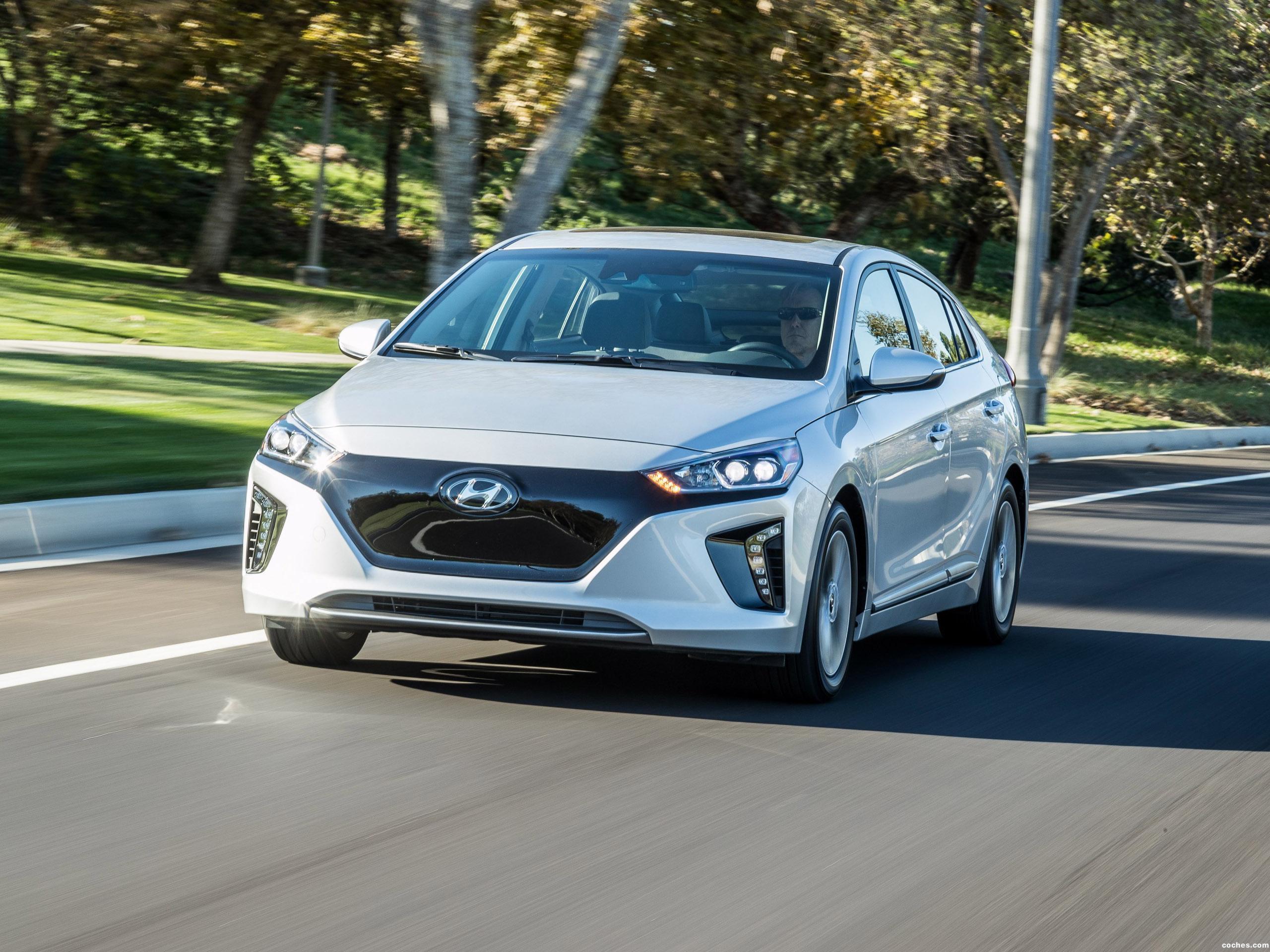 Foto 18 de Hyundai Ioniq EV USA  2017