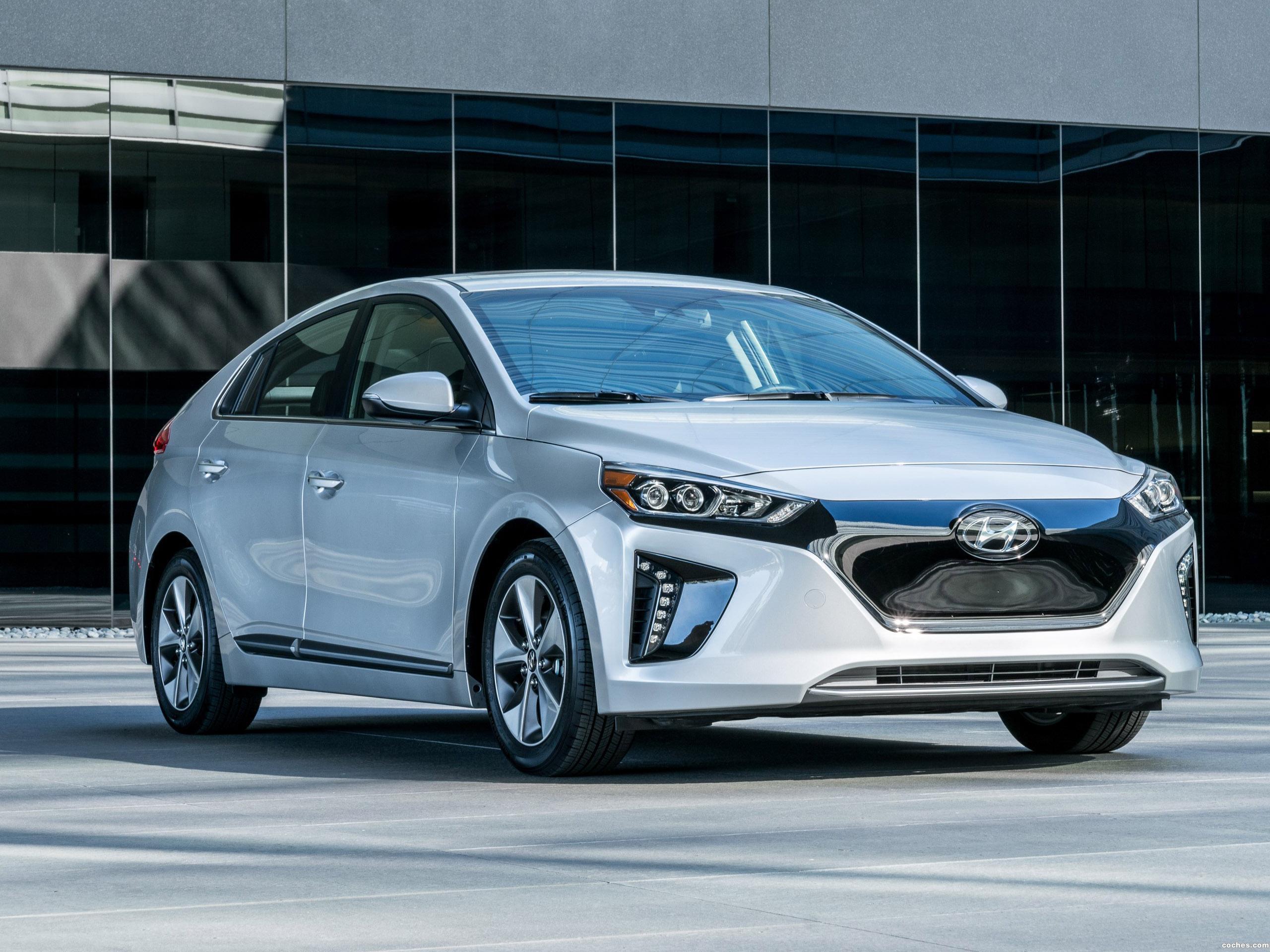 Foto 15 de Hyundai Ioniq EV USA  2017