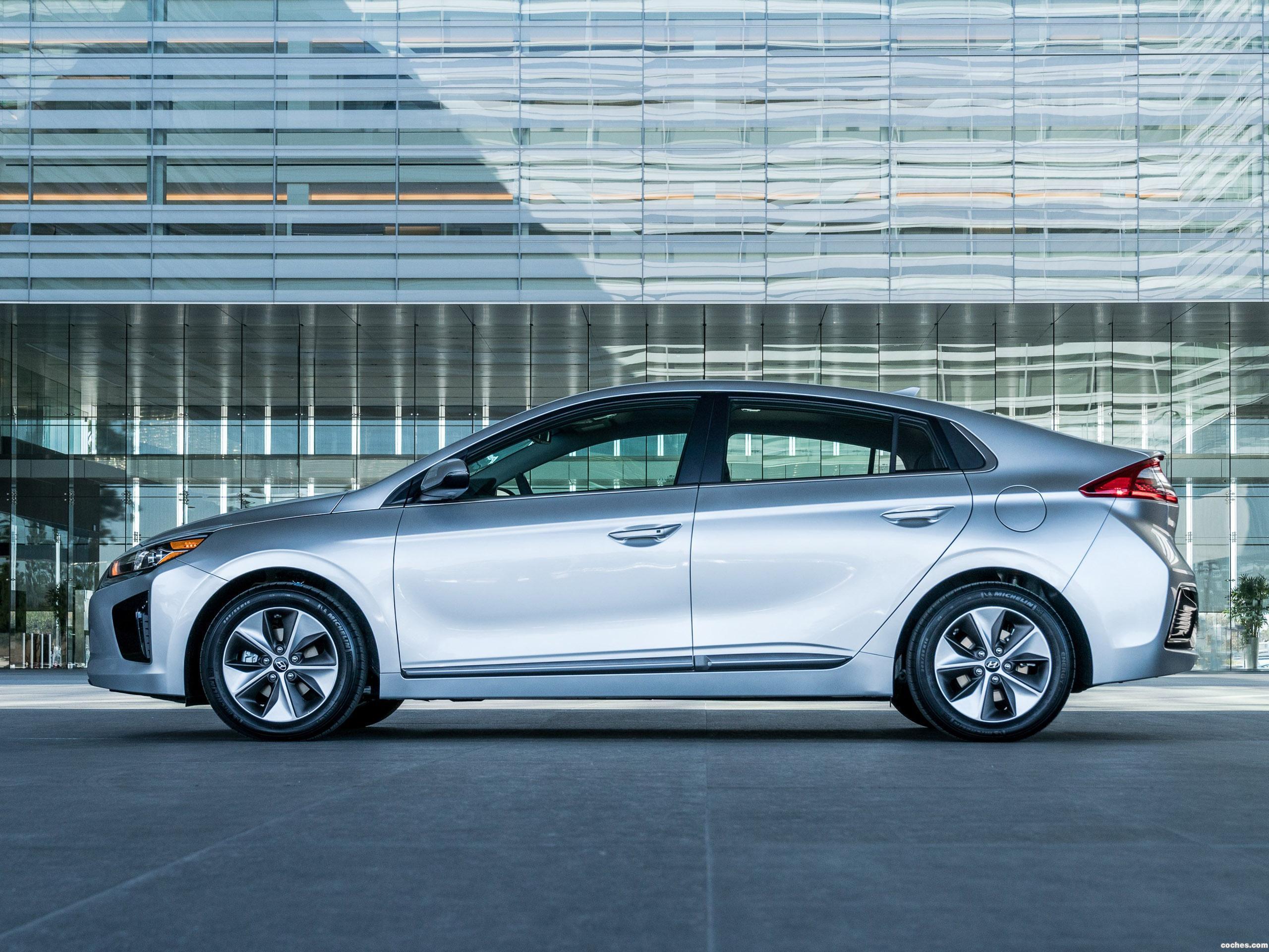 Foto 11 de Hyundai Ioniq EV USA  2017