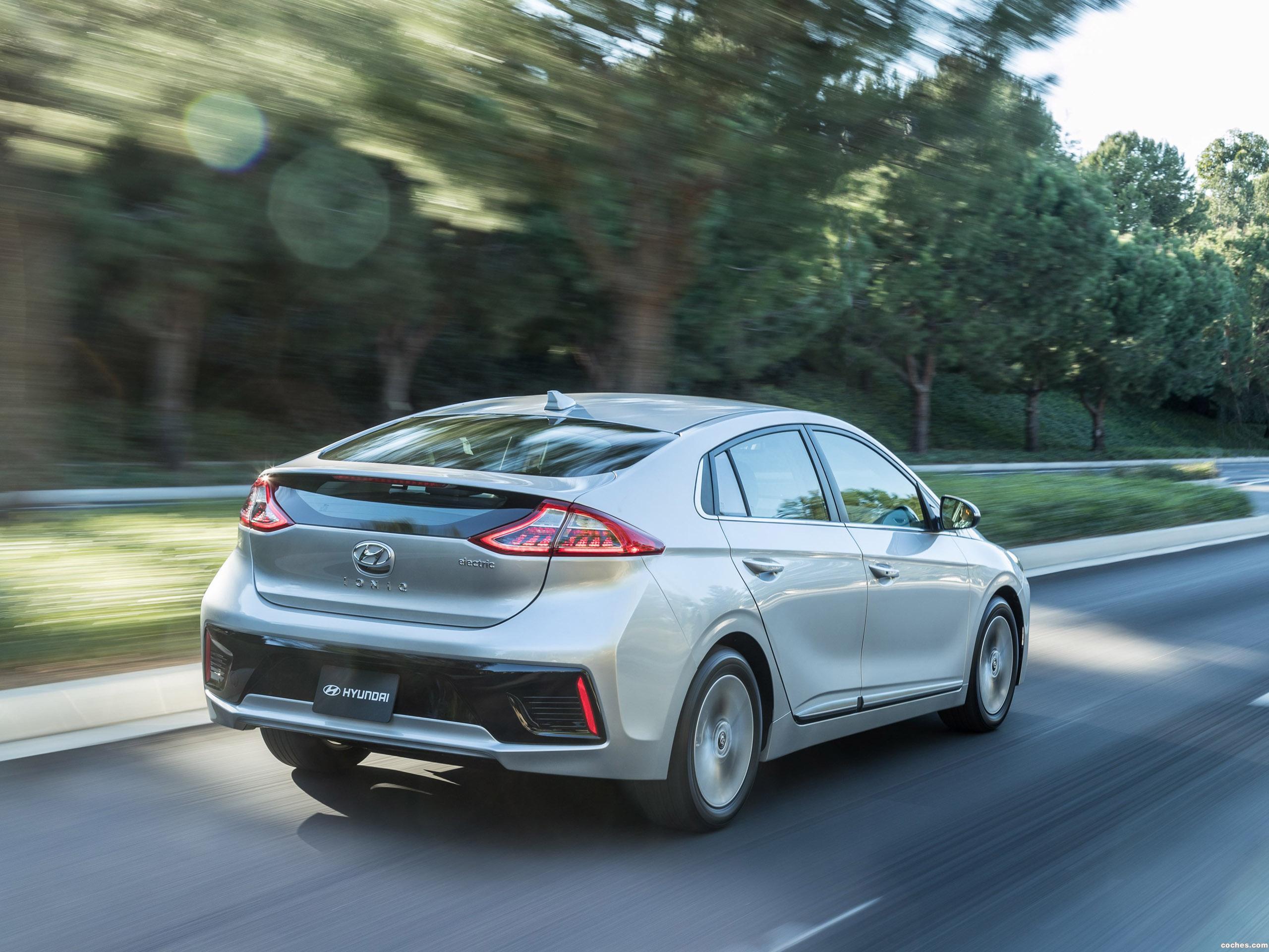 Foto 5 de Hyundai Ioniq EV USA  2017