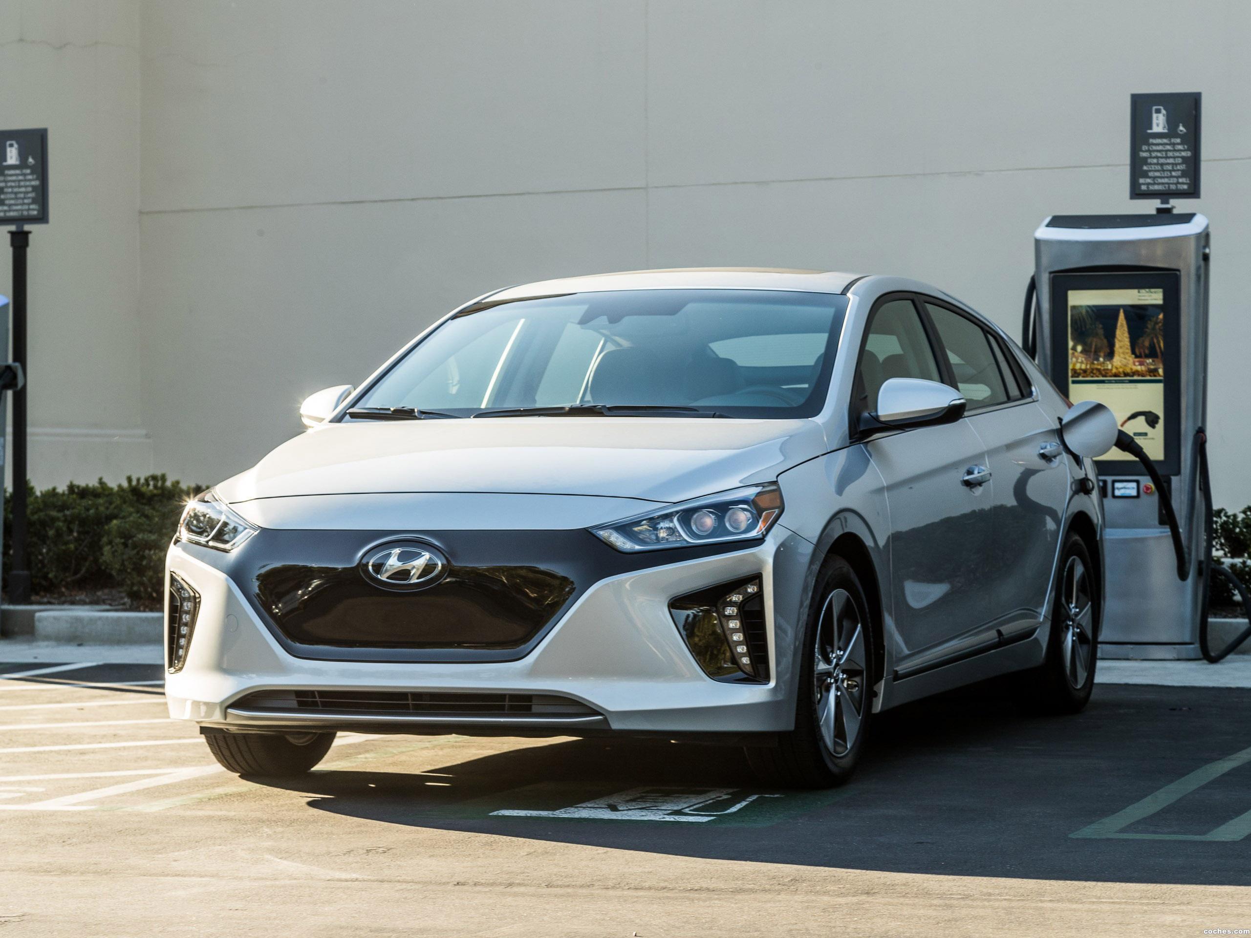 Foto 0 de Hyundai Ioniq EV USA  2017