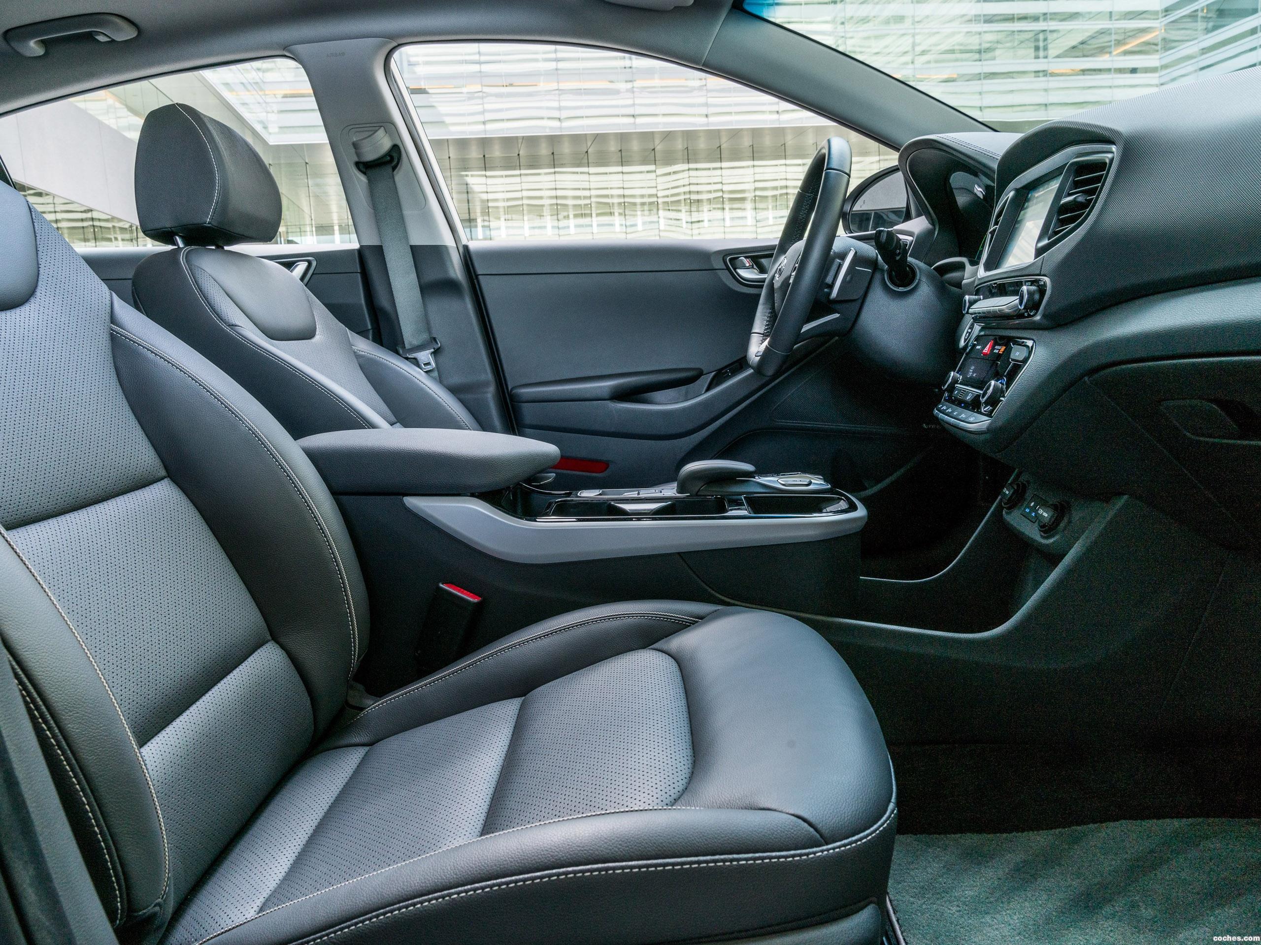 Foto 33 de Hyundai Ioniq EV USA  2017