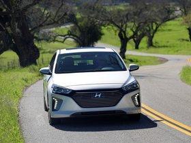Ver foto 13 de Hyundai Ioniq Plug-in Hybrid USA 2017