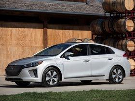 Ver foto 12 de Hyundai Ioniq Plug-in Hybrid USA 2017