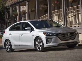 Ver foto 11 de Hyundai Ioniq Plug-in Hybrid USA 2017