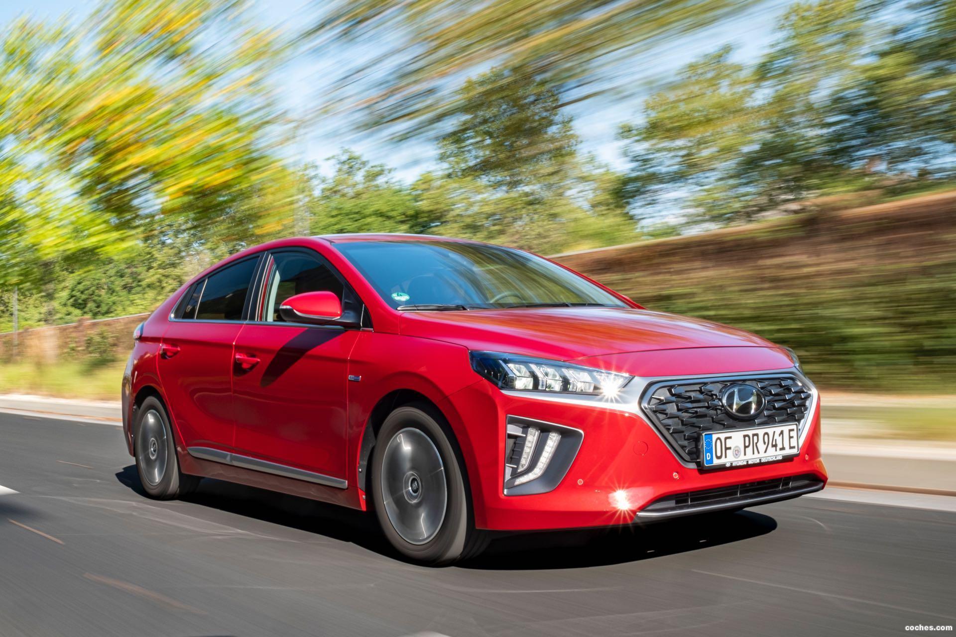 Foto 23 de Hyundai Ioniq plug-in 2019