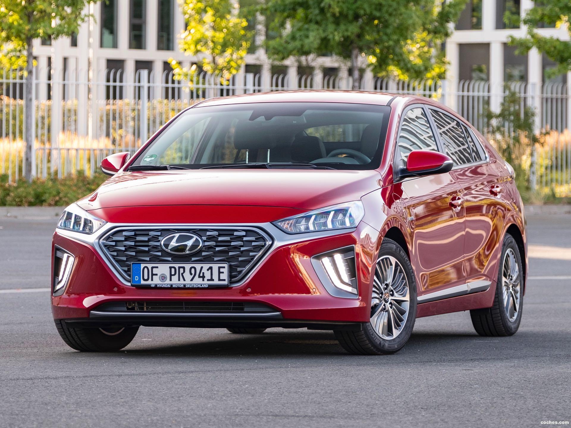 Foto 18 de Hyundai Ioniq plug-in 2019