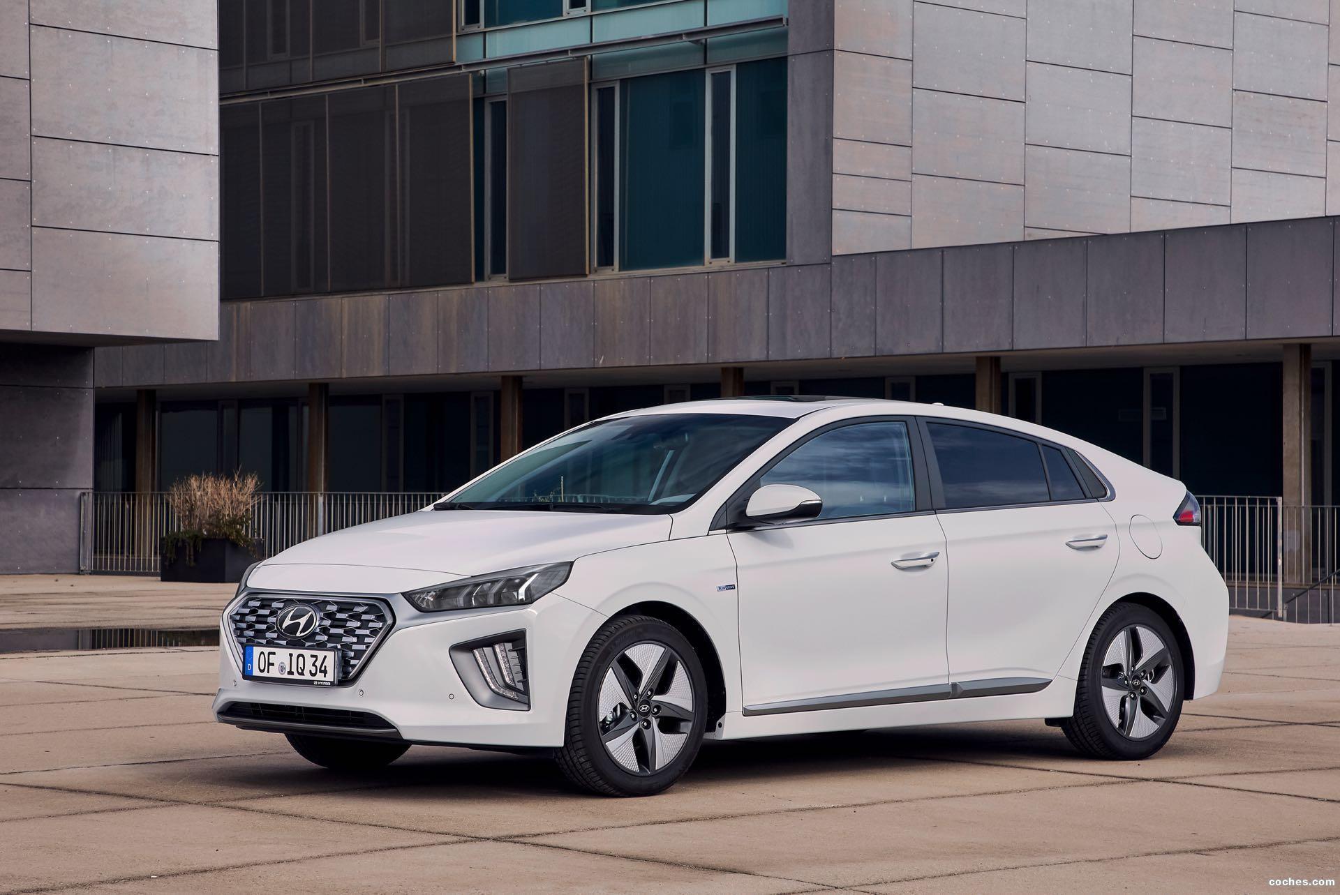 Foto 8 de Hyundai Ioniq Hybrid 2019