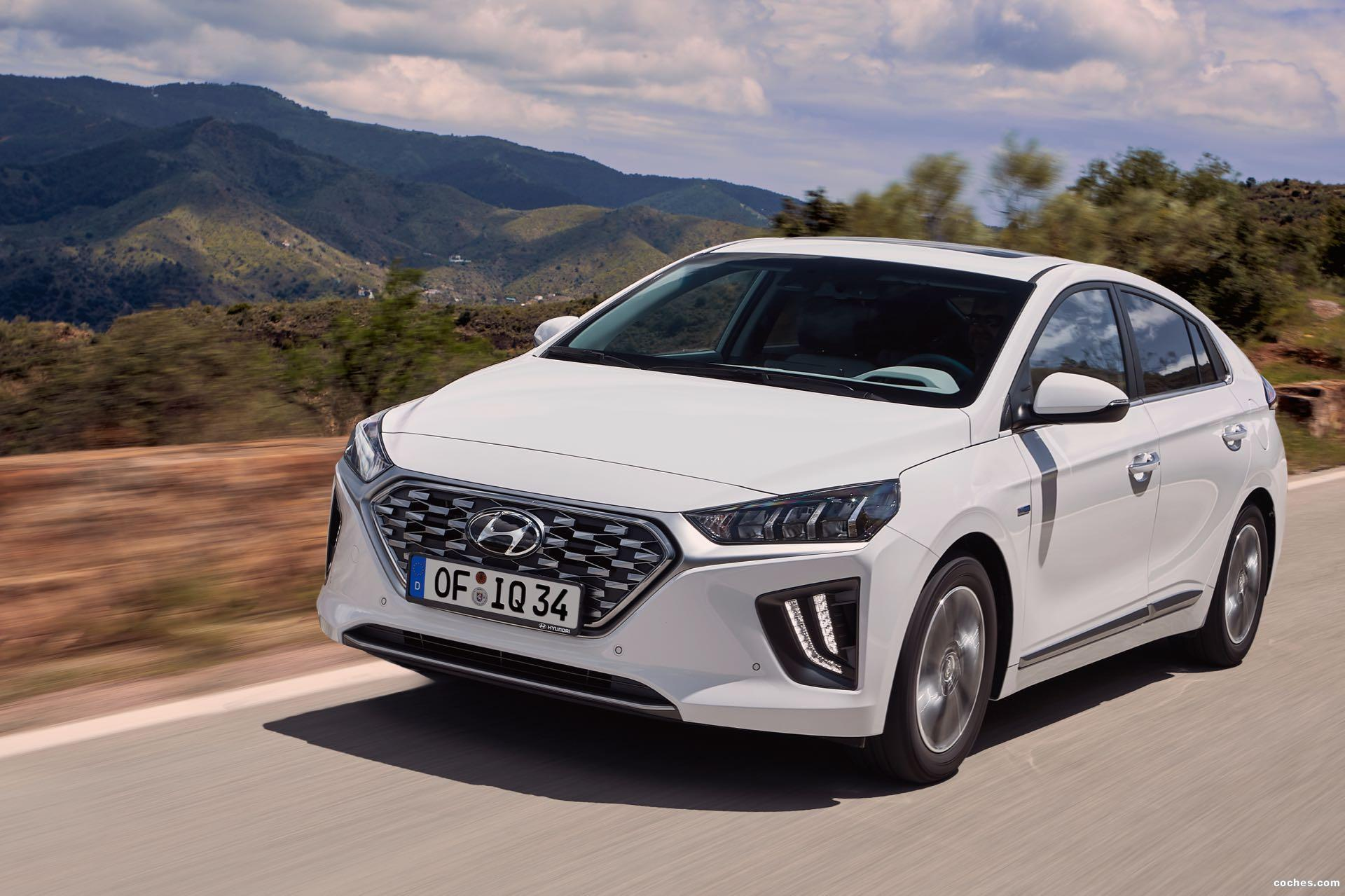 Foto 13 de Hyundai Ioniq Hybrid 2019