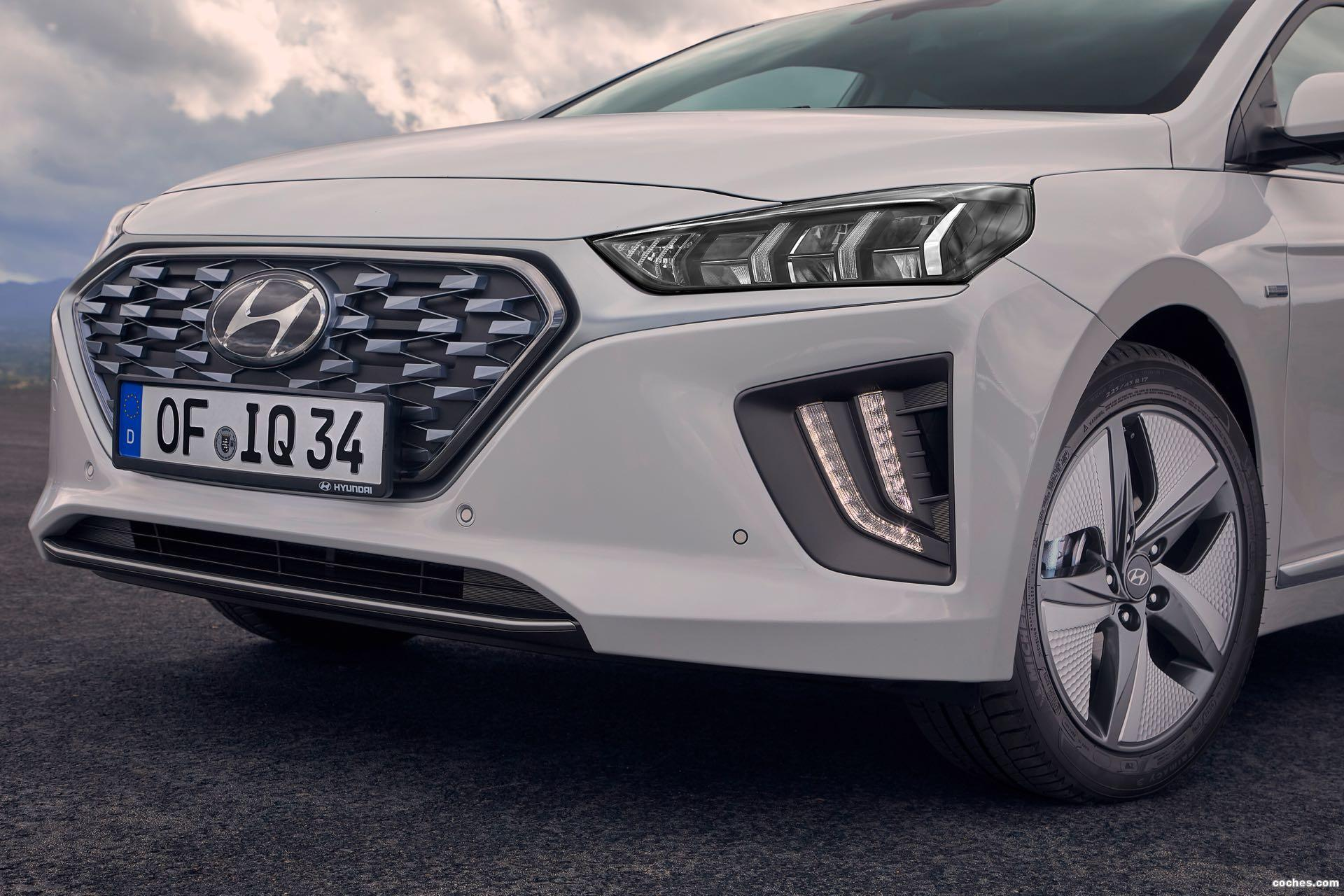Foto 20 de Hyundai Ioniq Hybrid 2019