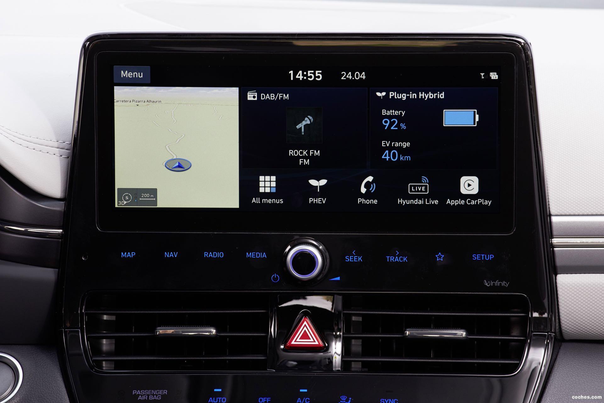 Foto 33 de Hyundai Ioniq plug-in 2019