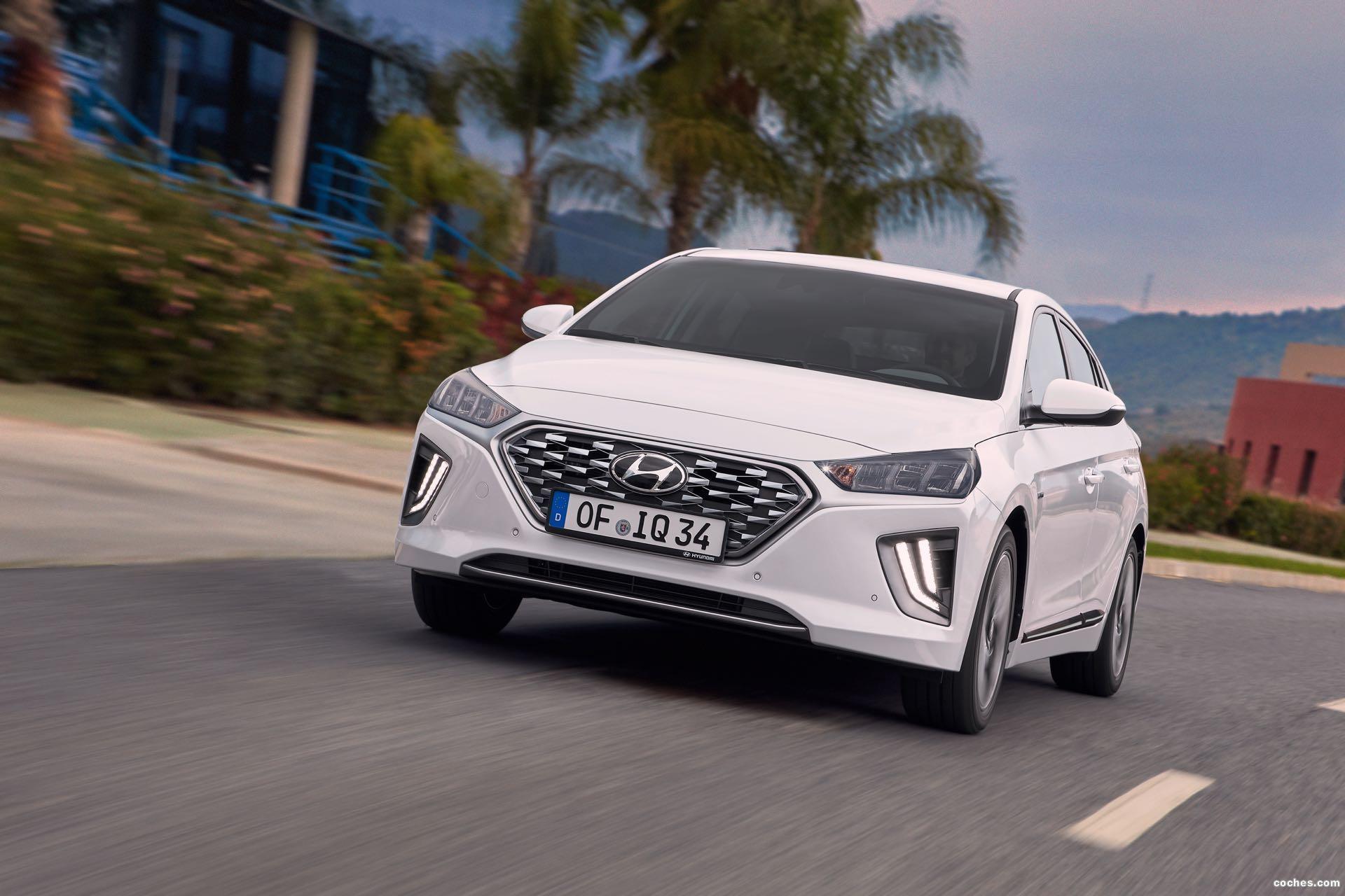 Foto 6 de Hyundai Ioniq Hybrid 2019