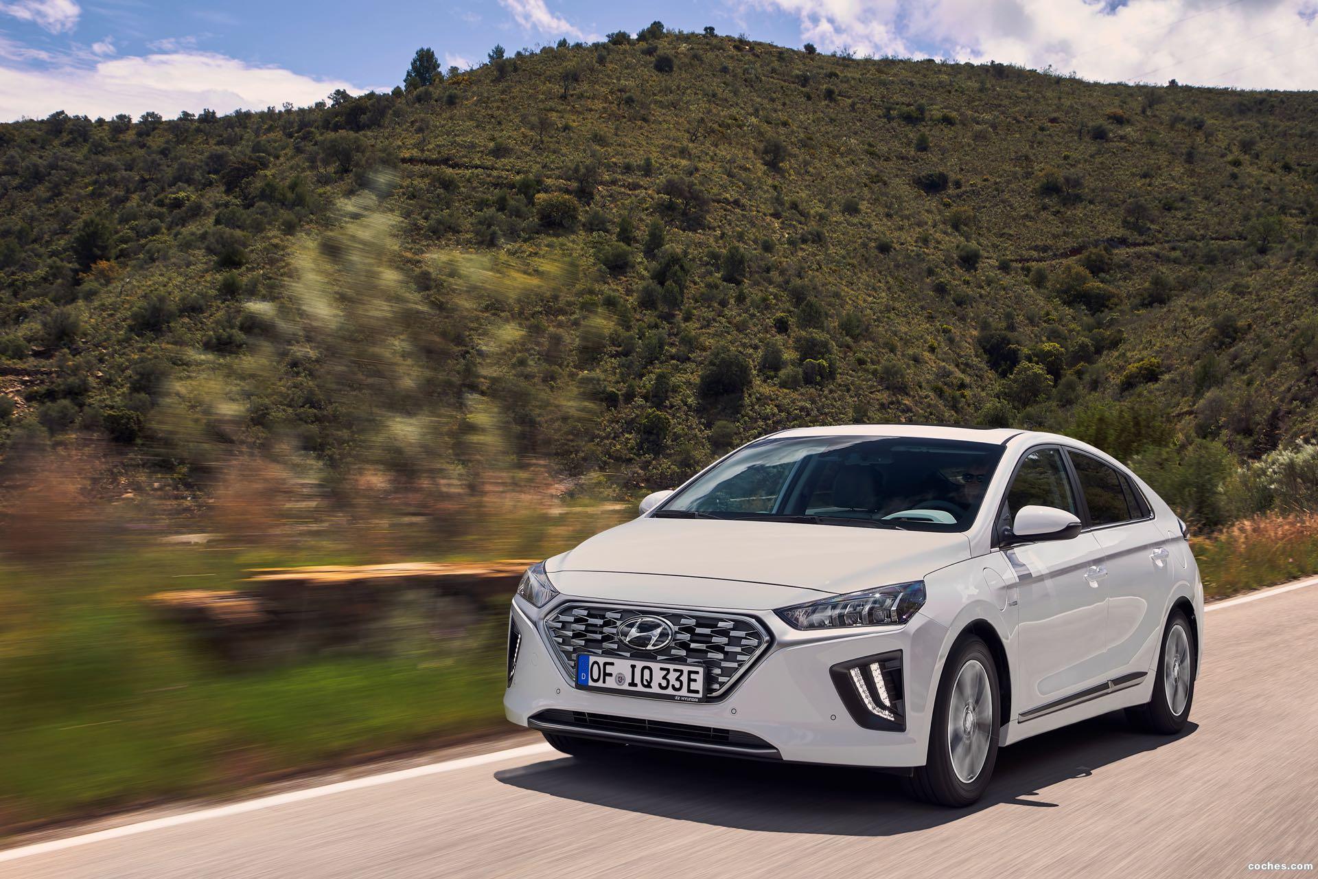 Foto 8 de Hyundai Ioniq plug-in 2019
