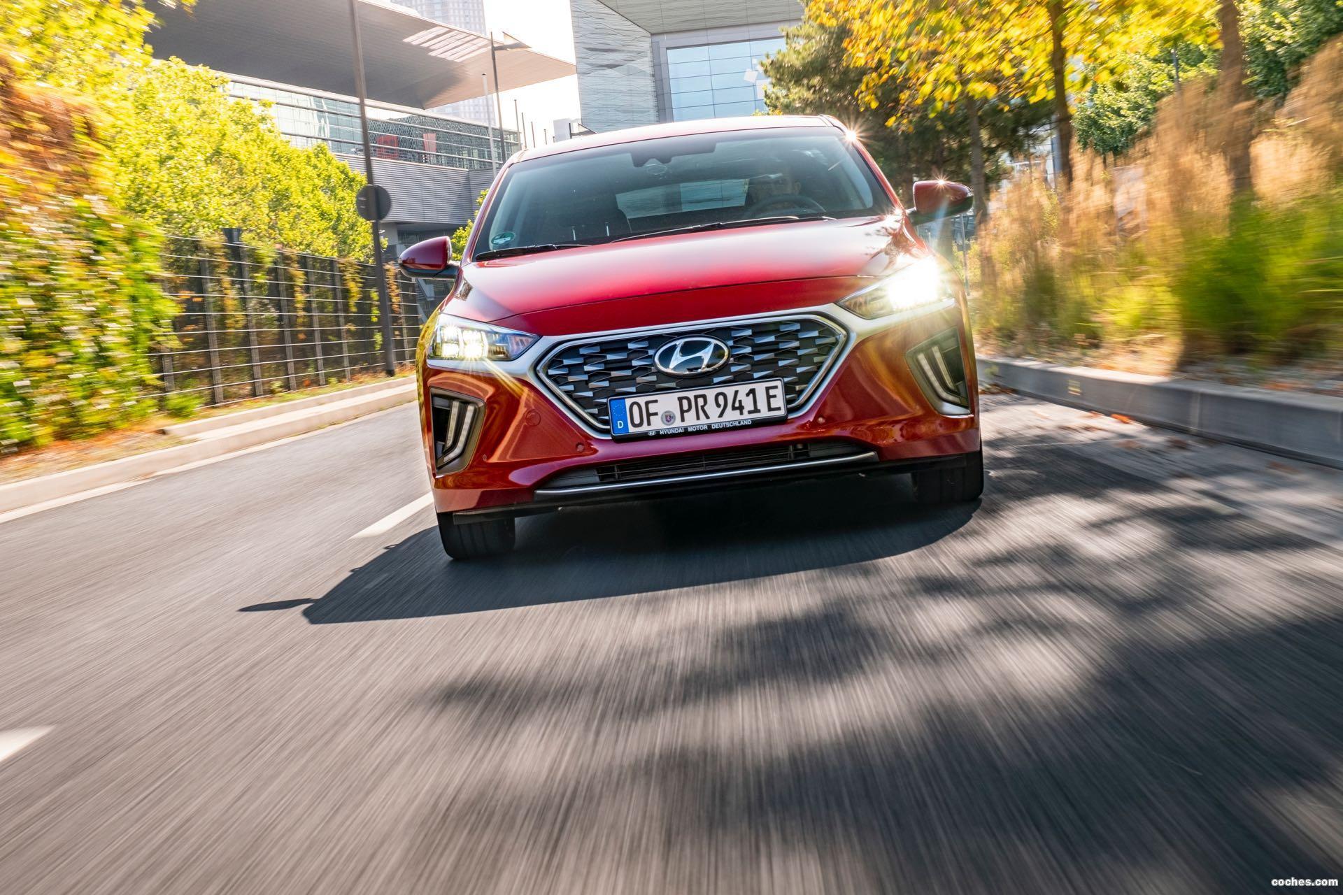 Foto 20 de Hyundai Ioniq plug-in 2019