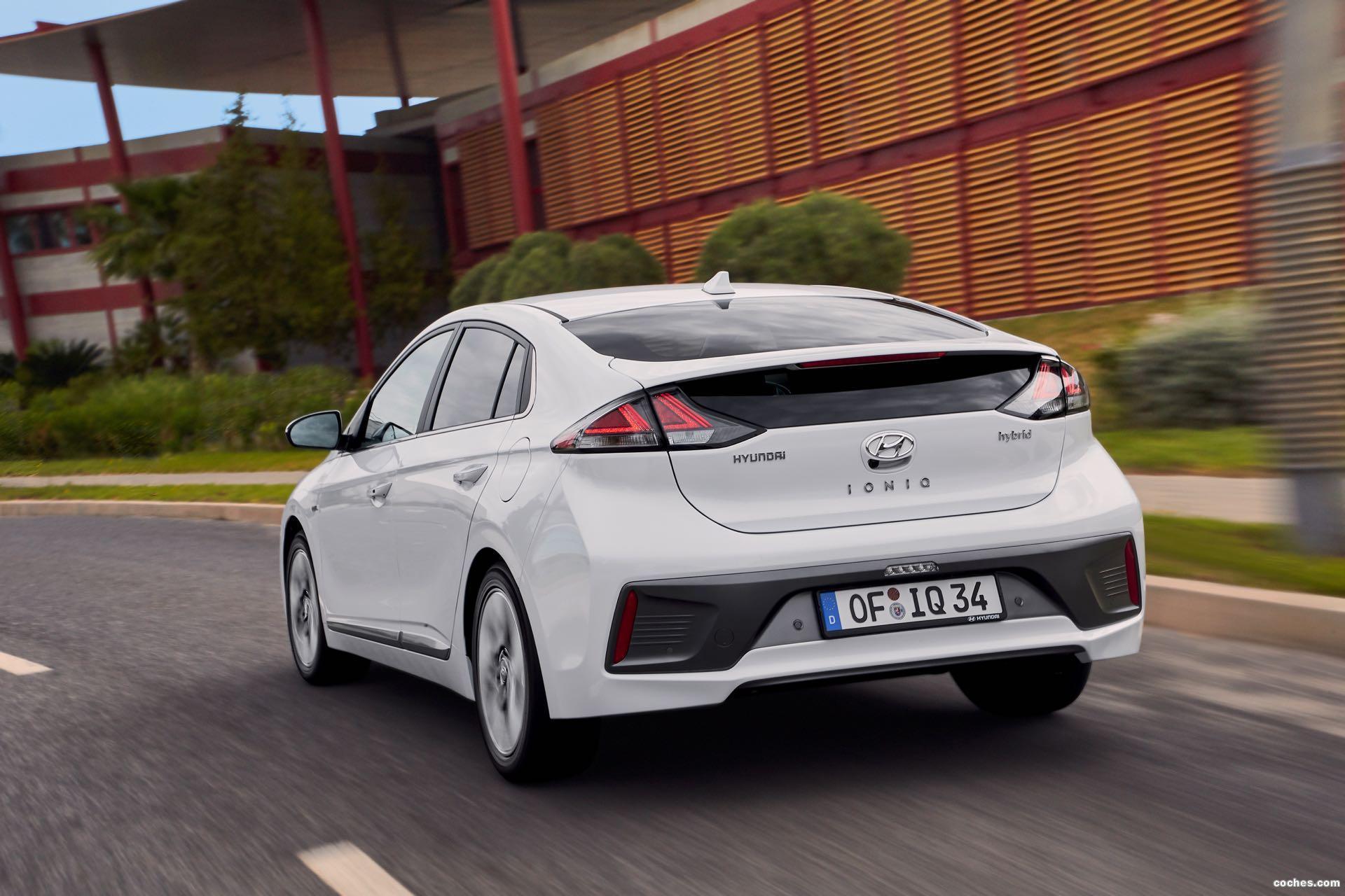 Foto 4 de Hyundai Ioniq Hybrid 2019