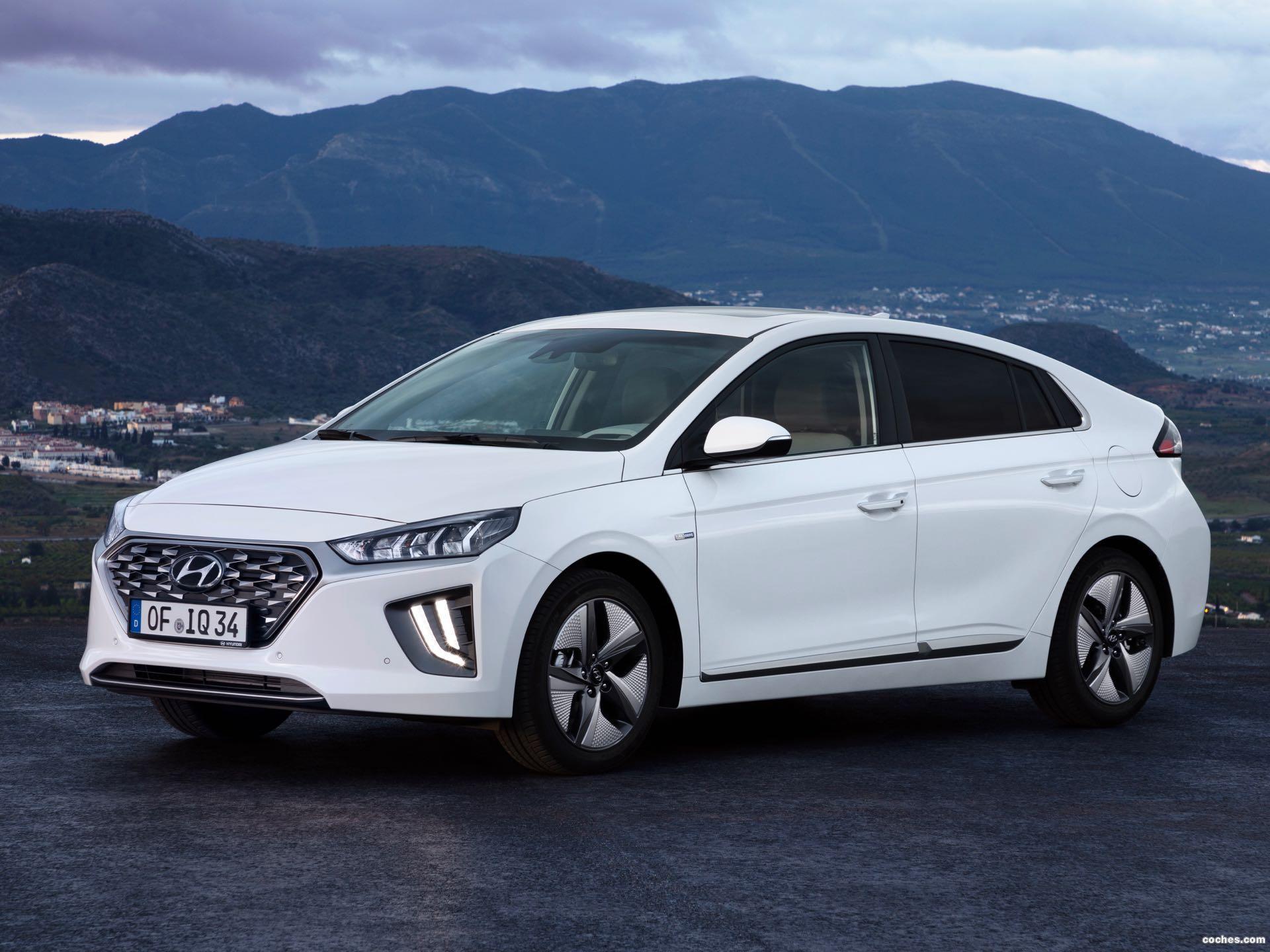 Foto 16 de Hyundai Ioniq Hybrid 2019