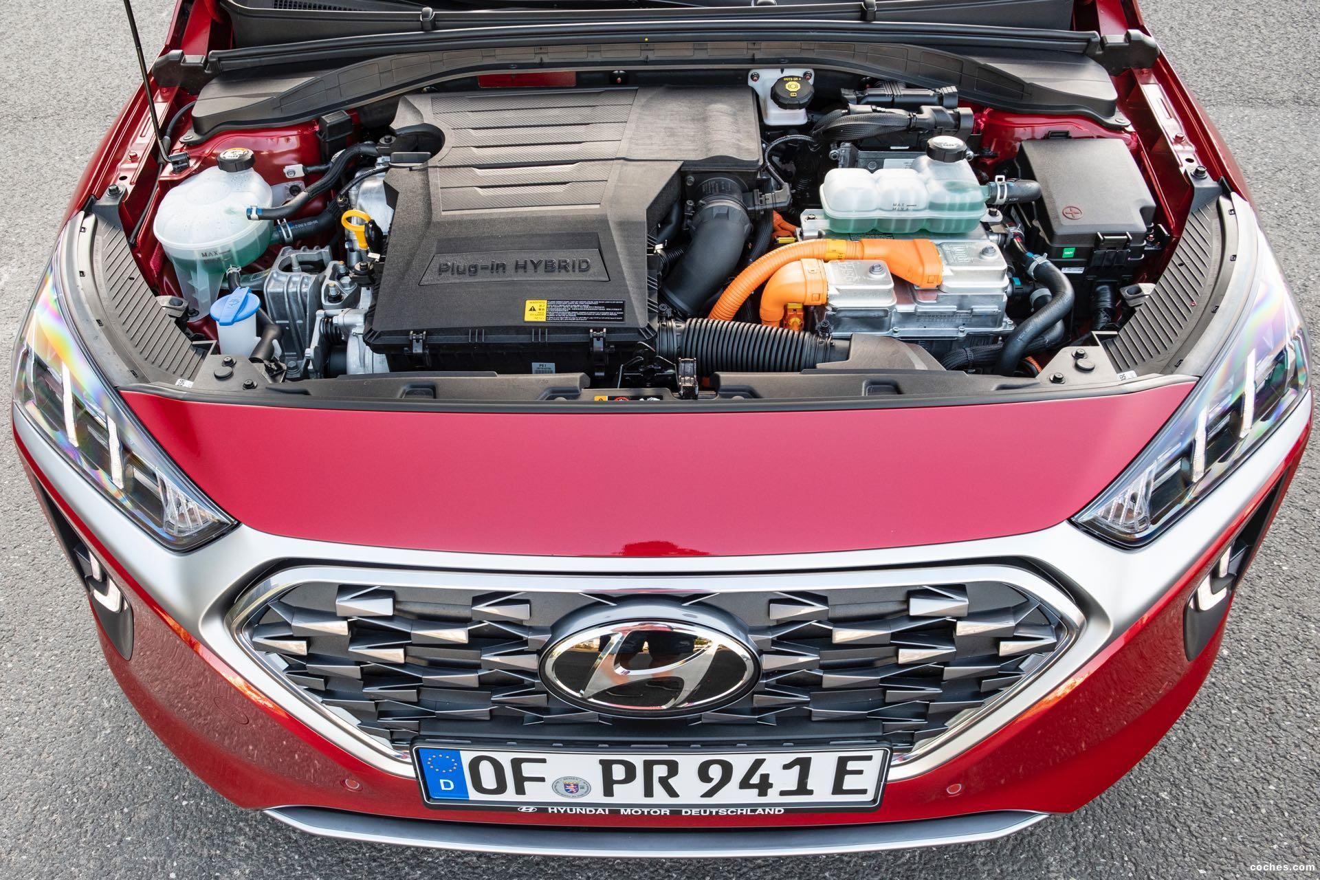 Foto 40 de Hyundai Ioniq plug-in 2019