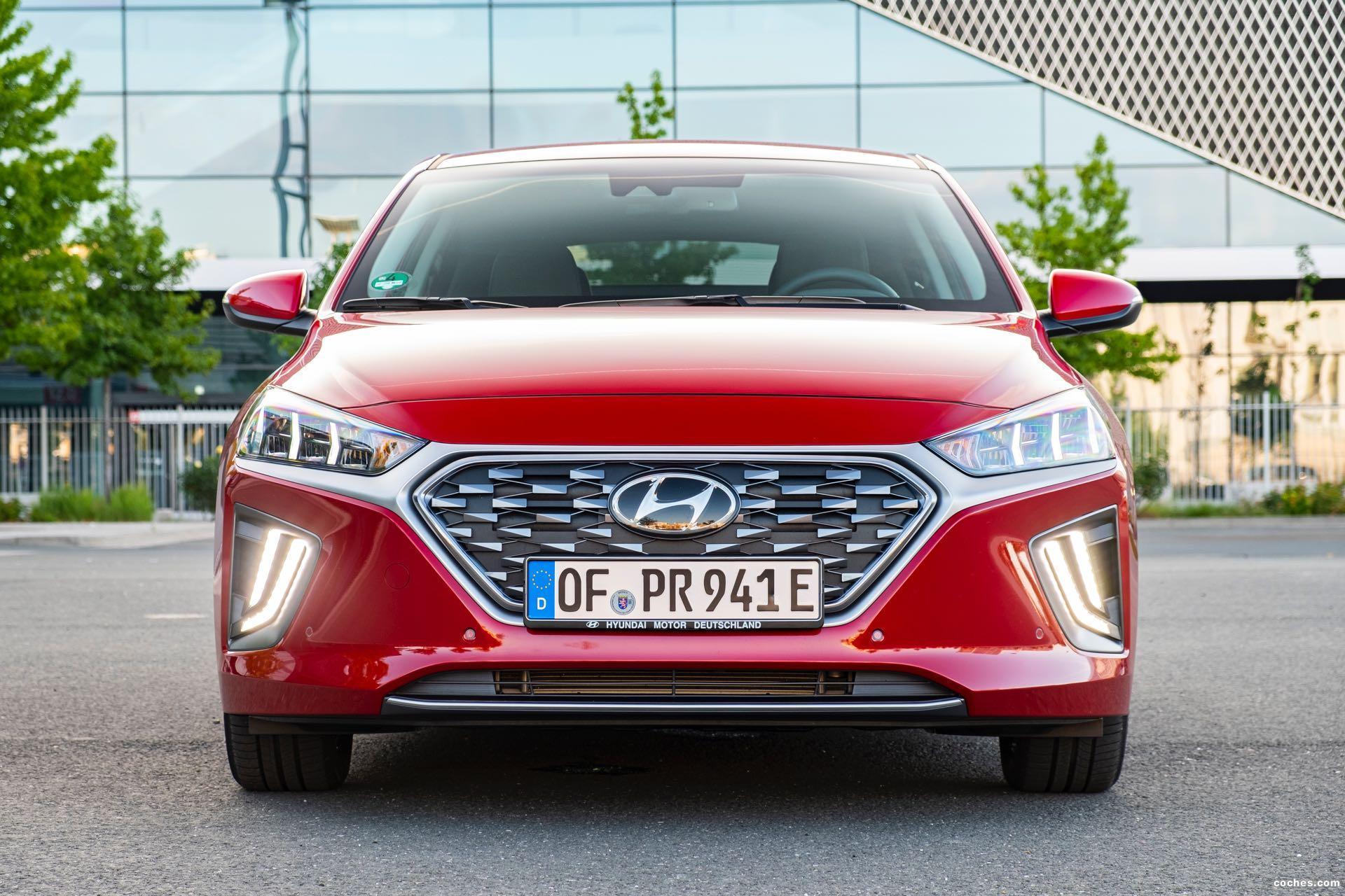 Foto 21 de Hyundai Ioniq plug-in 2019