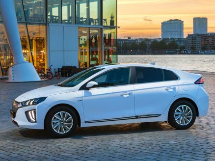 Hyundai Ioniq Ev 100kw Klass