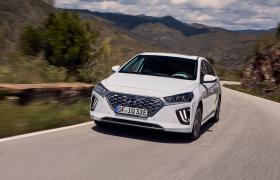 Ver foto 10 de Hyundai Ioniq plug-in 2019